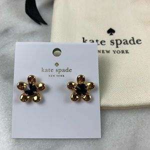 NEW KATE SPADE BLOOM POST EARRINGS